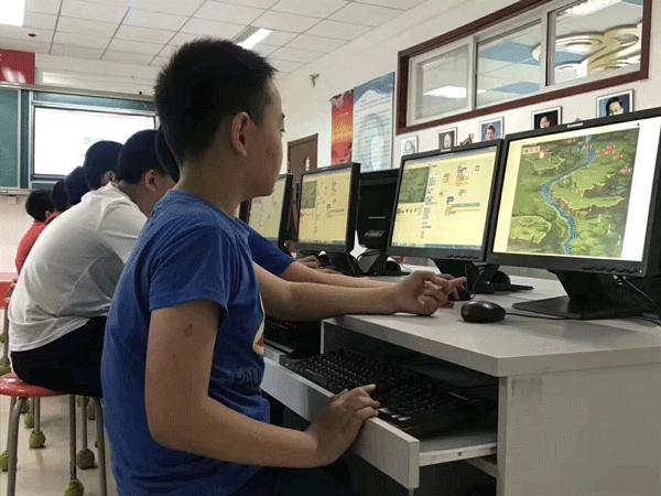 童程童美少儿编程郑州童程童美商业中心校