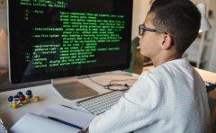 童程童美少儿编程编程从来都不是学着玩对孩子们有着深远