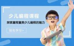 童程童美少儿编程北京童程童美少儿编程可靠吗?
